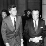 JFK and J. Edgar Hoover 10/31/1962