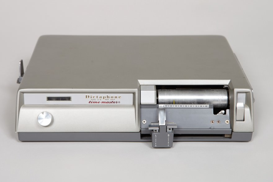 JFK's Dictaphone Machine