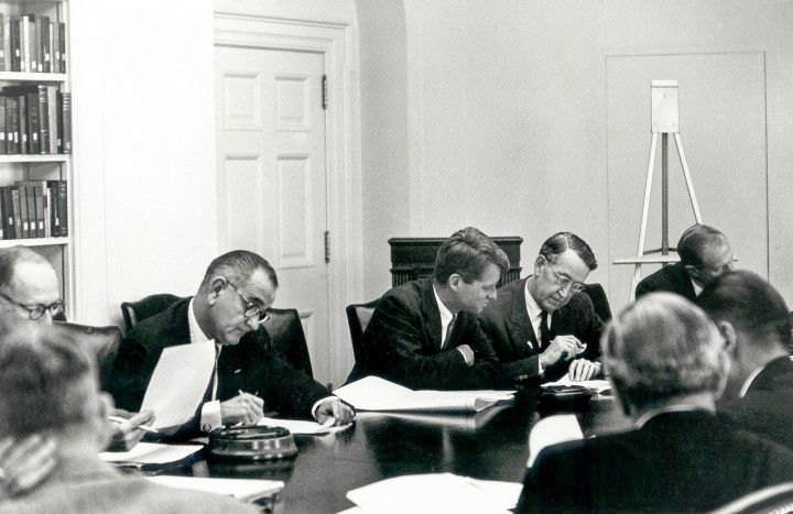 ExComm Meeting 10/29/1962